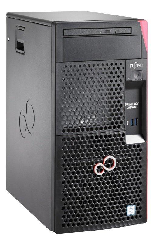 Fujitsu PRIMERGY TX1310 M3 Xeon E3-1225 V6 8GB RAM 2TB HDD Tower Server