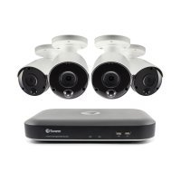 Swann 8 Channel 2TB DVR and 5MP 4 Camera CCTV Kit