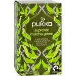 Pukka Green Matcha Ftrade Wwf Tea Pk20