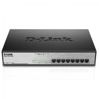D-Link DGS 1008MP 8 Port Unmanaged Switch