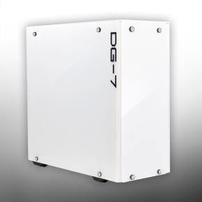 EVGA DG-75 Alpine White Mid-Tower Case