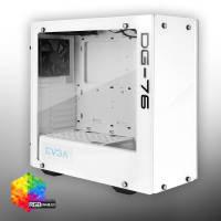 EVGA DG-76 Alpine White Mid-Tower Gaming Case