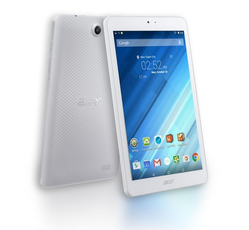 "Acer Iconia One B1-870 8"" 16GB Tablet - White"