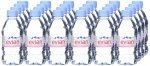 Evian Still Mineral Water 33cl bottle - 24 Pack