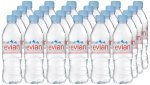 Evian Still Mineral Water 500ml Bottle - 24 Pack