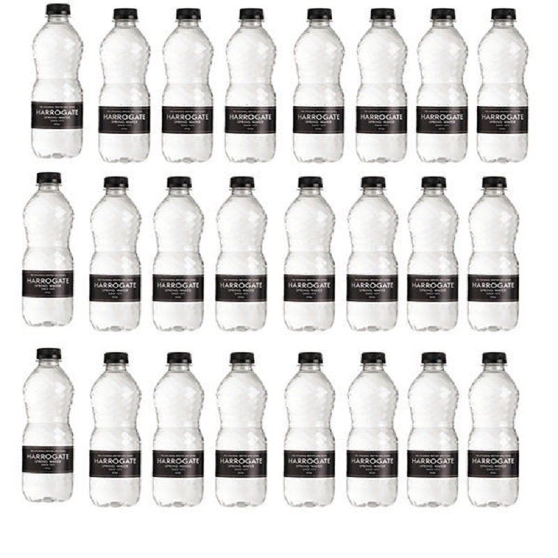 Harrogate Still Spring Water 500ml - Pack of 24