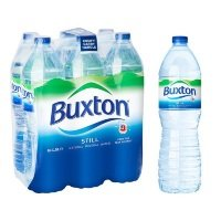 Buxton Still Mineral Water 1.5L Bottle - 6 Pack