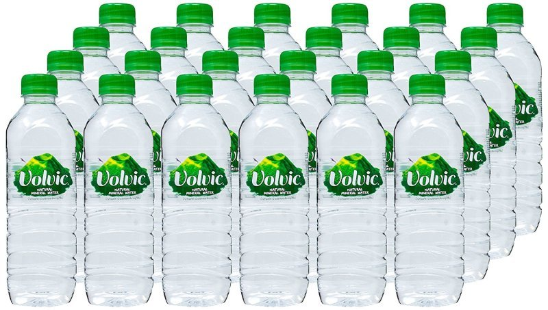 Volvic Mineral Water 500ml Bottle - 24 Pack