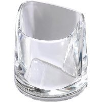 Rexel Nimbus Acrylic Pencil Cup - Clear