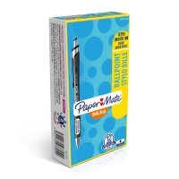 Papermate InkJoy 550 Black Ballpoint Pen (Pack of 12)
