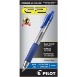 Pilot G205 Gel Ink Retractable Blue Pen (Pack of 12)