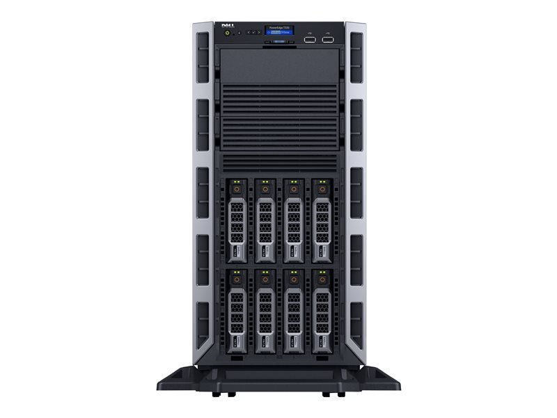 Dell PowerEdge T330 Xeon E3-1220V6 3GHz 8GB RAM 1TB HDD 5U Tower Server