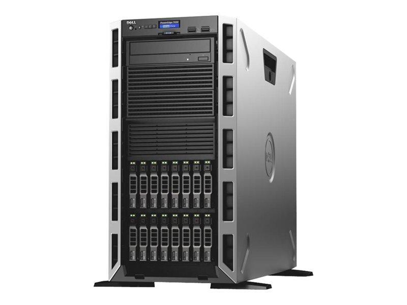 Dell PowerEdge T430 Xeon E5-2620V4 2.1GHz 8GB RAM 300GB HDD 5U Tower Server
