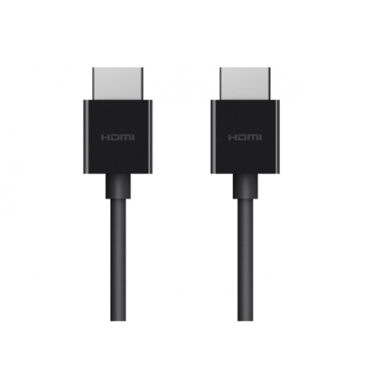 Image of Belkin Black Ultra-High-Speed HDMI Cable