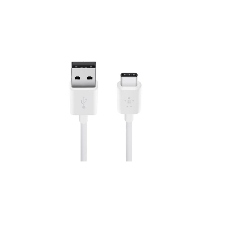 Belkin MIXIT USB C to USB Cable 1.8M White