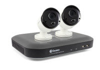 Swann 4 Channel 2 Camera Security System