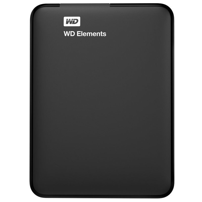 Image of WD Elements Portable 1TB External HDD USB3