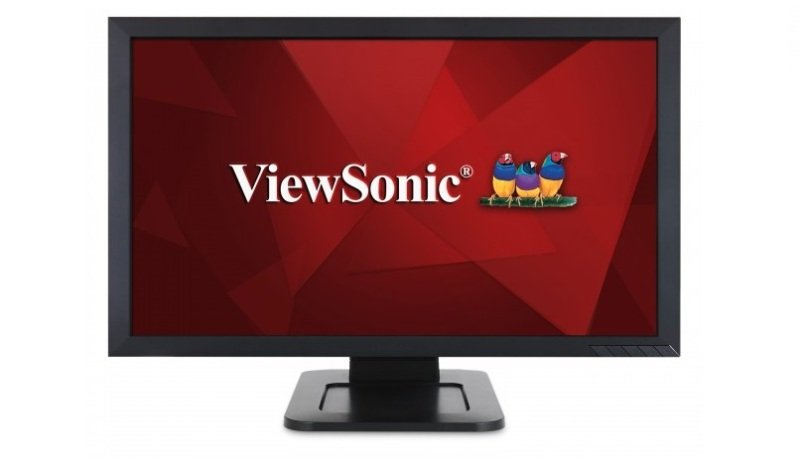 "ViewSonic TD2421 24"" Full HD Touchscreen LED Monitor"