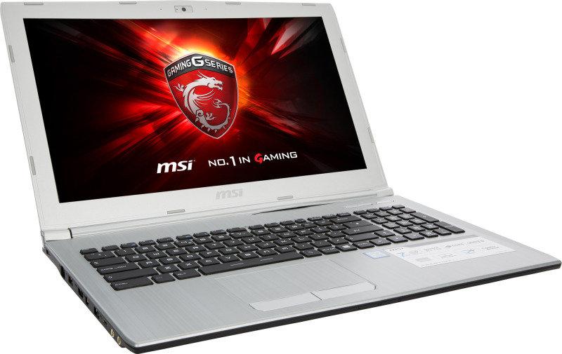 MSI PL62 7RC Gaming Laptop