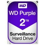 WD Purple Surveillance 2 TB Internal HDD - 3.5""