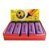 Stabilo Boss Original Lavender Highlighter (10 Pack)