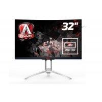 """AOC AGON AG322QCX 31.5"""" QHD 144Hz Curved Monitor"""