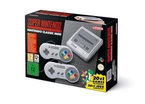 Nintendo Classic Mini SNES Super Nintendo Entertainment...