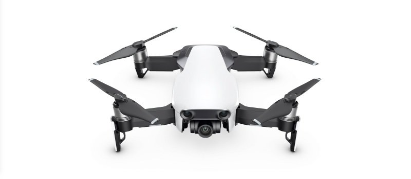 DJI Mavic Air (UK) Arctic White