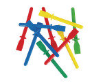 West Design Glue Spreaders Assorted Colours (Pack of 50)