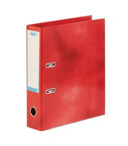Elba Classy 70mm Red A4 Lever Arch File (1 Pack)
