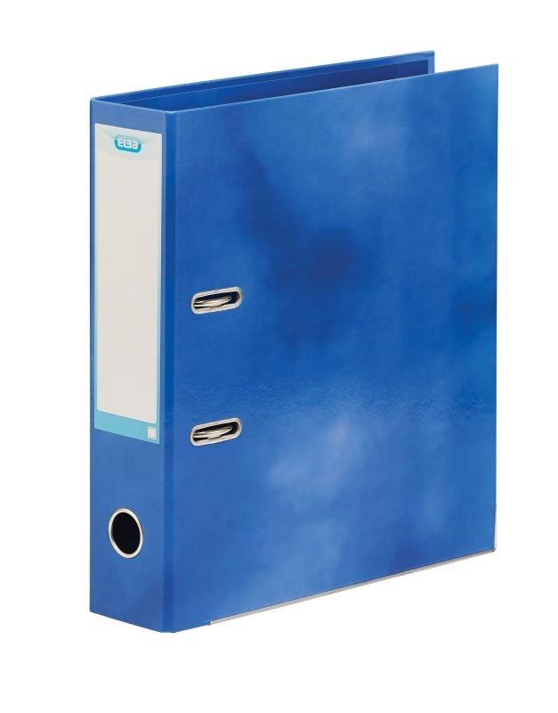 Elba Classy 70mm Blue A4 Lever Arch File