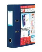 Elba Vision A4 Lever Arch File 70mm Blue