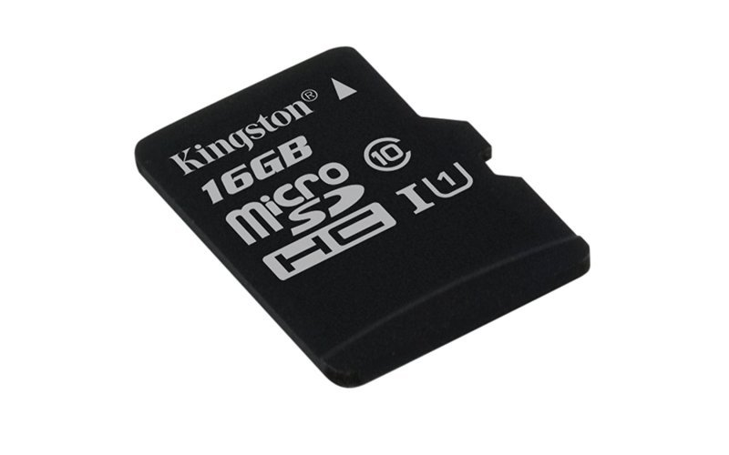 Kingston Canvas Select 16GB Micro SD Card