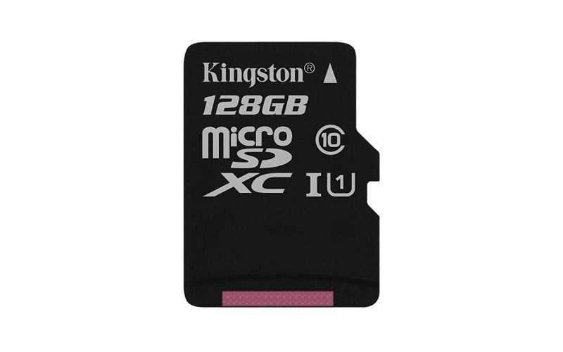 Kingston Canvas Select 128GB Micro SD Card