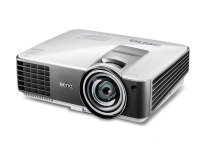 EXDISPLAY BenQ MW820ST 3000 ANSI Lumens WXGA SmartEco Short Throw 3D Projector