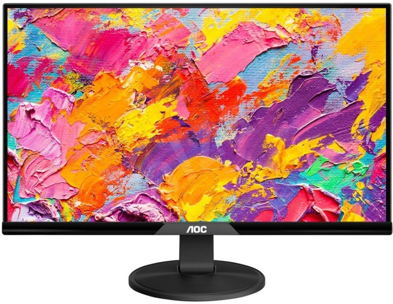 AOC I220SWH 21.5-Inch Widescreen IPS LED Monitor