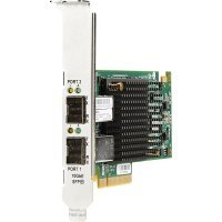 HPE Ethernet 10Gb 2-port 557SFP+ Adapter