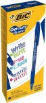 BIC Gelocity Illusion Blue (Pack of 12)