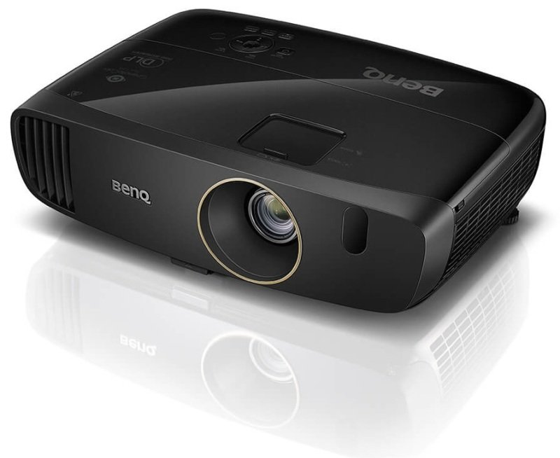W2000+ DLP DC3 DMD, 1080P Full HD Video Projector, CinematicColor, Brightness 2200 AL, High contrast ratio 15,000:1, 1.3X zoom, Short throw (1.15 - 1.5), Vertical lens shift, auto vertical & 2D keystone, 3.6kg, 10Wx2 speaker, 3D via HDMI,i