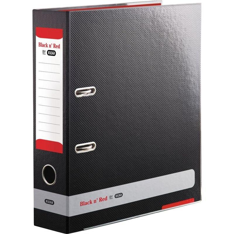 Black n Red 25mm Ring Binder (Pack of 2)