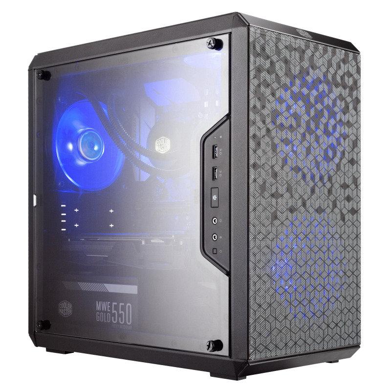 Case Masterbox Q300l Atx Black