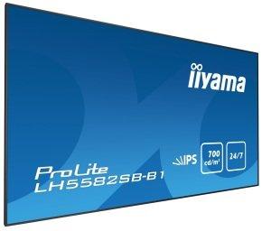 """Iiyama ProLite LH5582SB-B1 55"""" Large Format Display"""