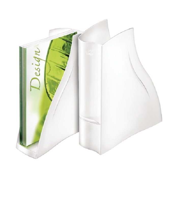 CEP Ellypse Xtra Strong White Magazine Rack