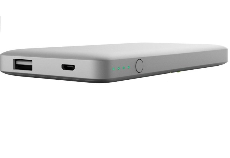 Belkin Pocket Power 5,000mAh Power Bank Silver