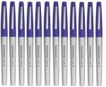 Paper Mate Blue Flair Ultra Fine Felt Tip Pens (Pack of 12)
