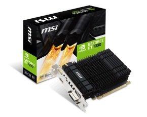 MSI GeForce GT 1030 2GB OC GDDR5 Graphics Card