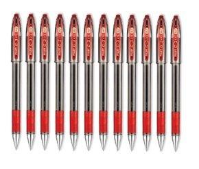 Pilot G3 Gel Ink Rollerball Pen - Red (12 Pack)
