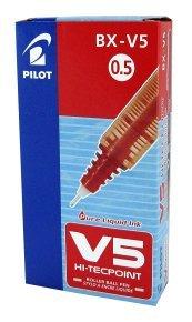 Pilot V5 Hi-Tecpoint Ultra Rollerball pen (12 Pack)