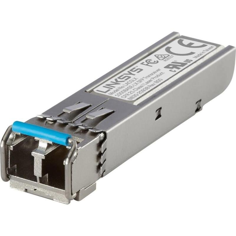 LINKSYS LACGLX 1000BASE-LX SFP Transceiver for Business