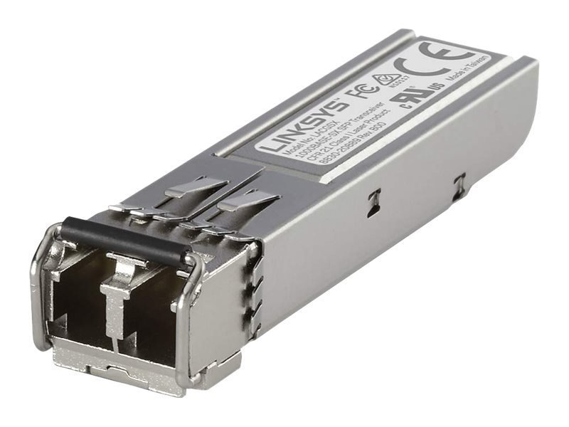 Linksys LACGLX 1000BASE-SX SFP Transceiver for Business